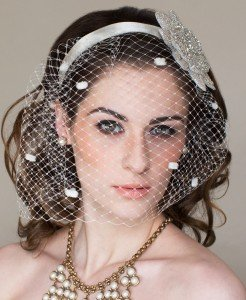 Irish Made Bridal Veil