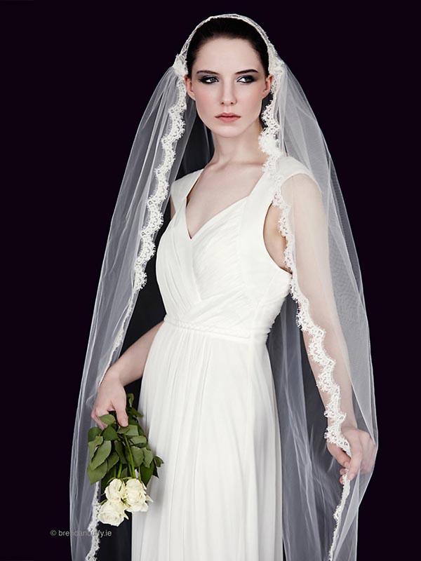 Bespoke Bridal Veil